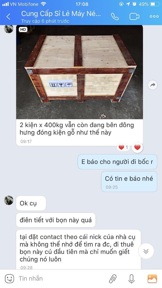 lời nhắn cho anh em làm nghề vận chuyển hàng trung quốc 3